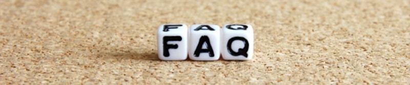 よくあるご質問 FAQ
