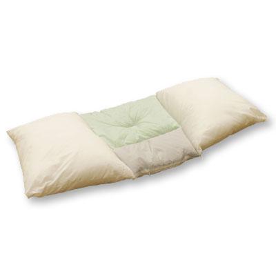 先方独自素材を使用した枕