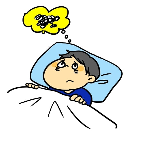 眠れない原因と対策!不眠症かも?と思ったときにおすすめの方法