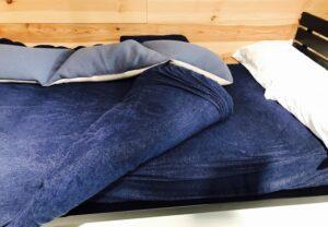 普通の寝室