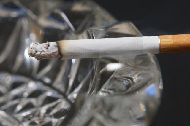 タバコの臭い