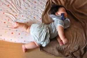 寝返りの重要性について